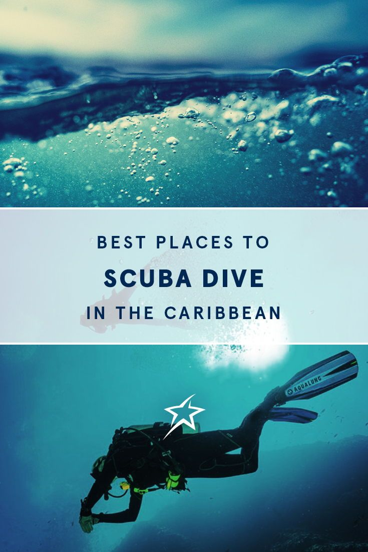 Best Places To Scuba Dive In The Caribbean