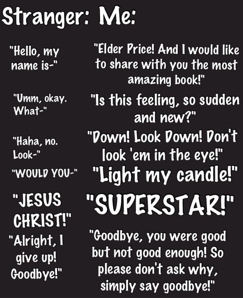 The Fact That I Have Had This Exact Conversation With Someone 0 0 I Think Pinterest Is Quoting Me Now Musical Theatre Theatre Jokes Theater Kid Problems