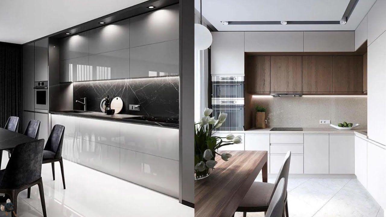 22 Best Ultra Modern Kitchen Design Ideas 2019 in 2020 ...