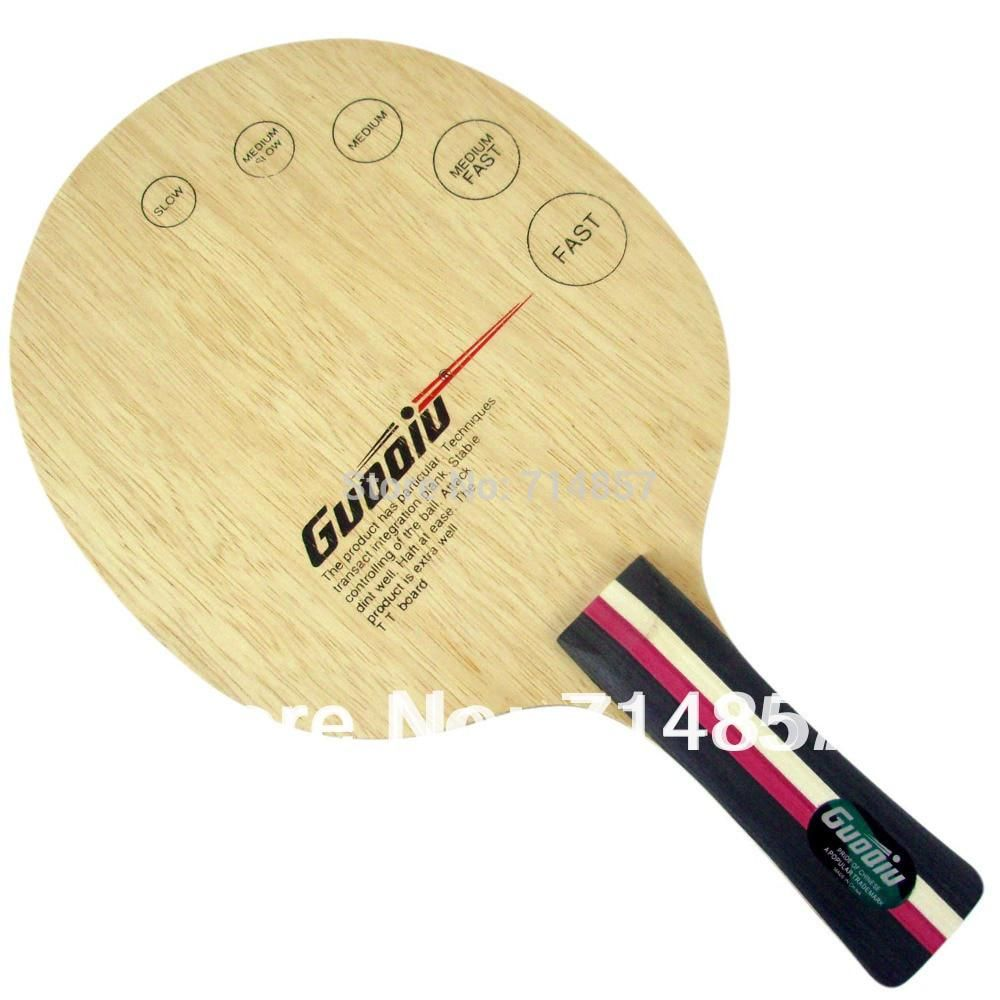 Guoqiu C03 Table Tennis Racket Blade For Pingpong Paddle Bat Yesterday S Price Us 17 92 16 01 Eur Today S Table Tennis Table Tennis Racket Racquet Sports