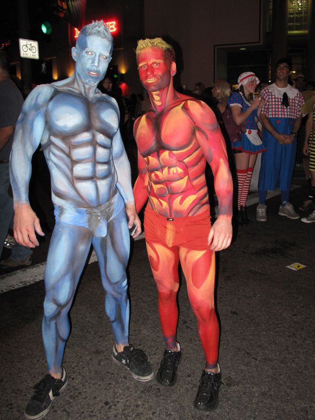 Full Body Painting On Men Crazy Body Painting Body Painting Body Art Painting Costumes