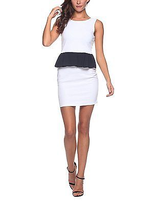 Womens Abito a Tubino Con Volant Dress Solo Capri Free Shipping For Nice Wholesale Price Outlet Pay With Paypal Footlocker Pictures Cheap Online Sale Pre Order 8mZaG55d3G