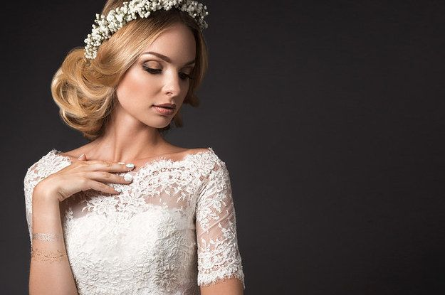 Build Your Perfect Wedding Dress And Well Tell You How Many Kids