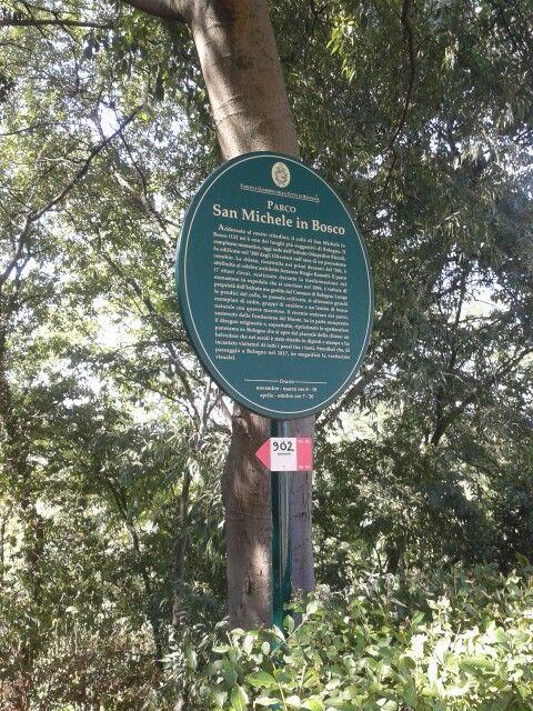 Parco san michele in bosco, Bologna