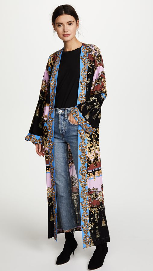 Need this kimono!! #fashion #winter