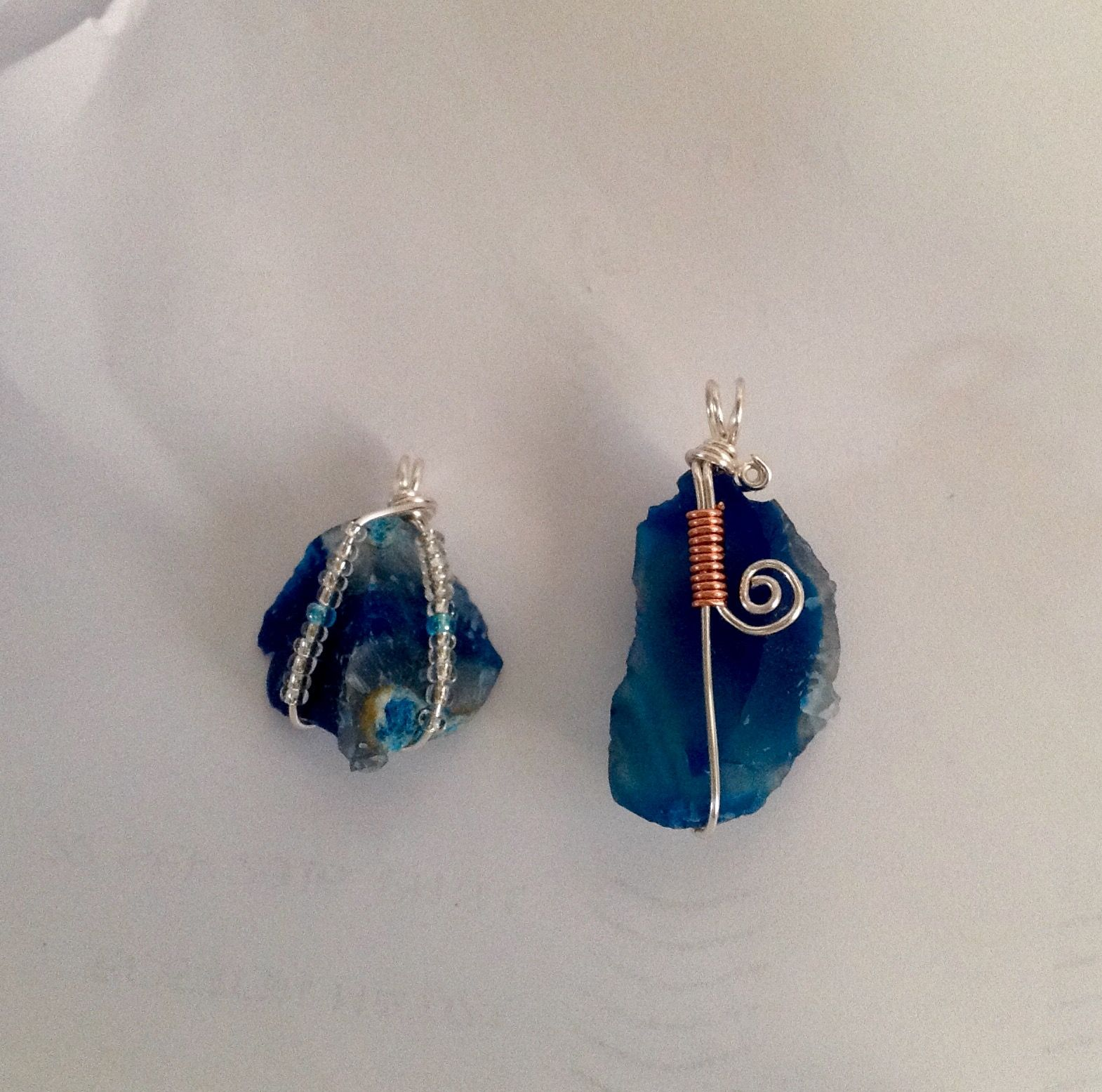 Pin by Georgette Williams-Strom on Wire Wrapped Stones/Crystals ...