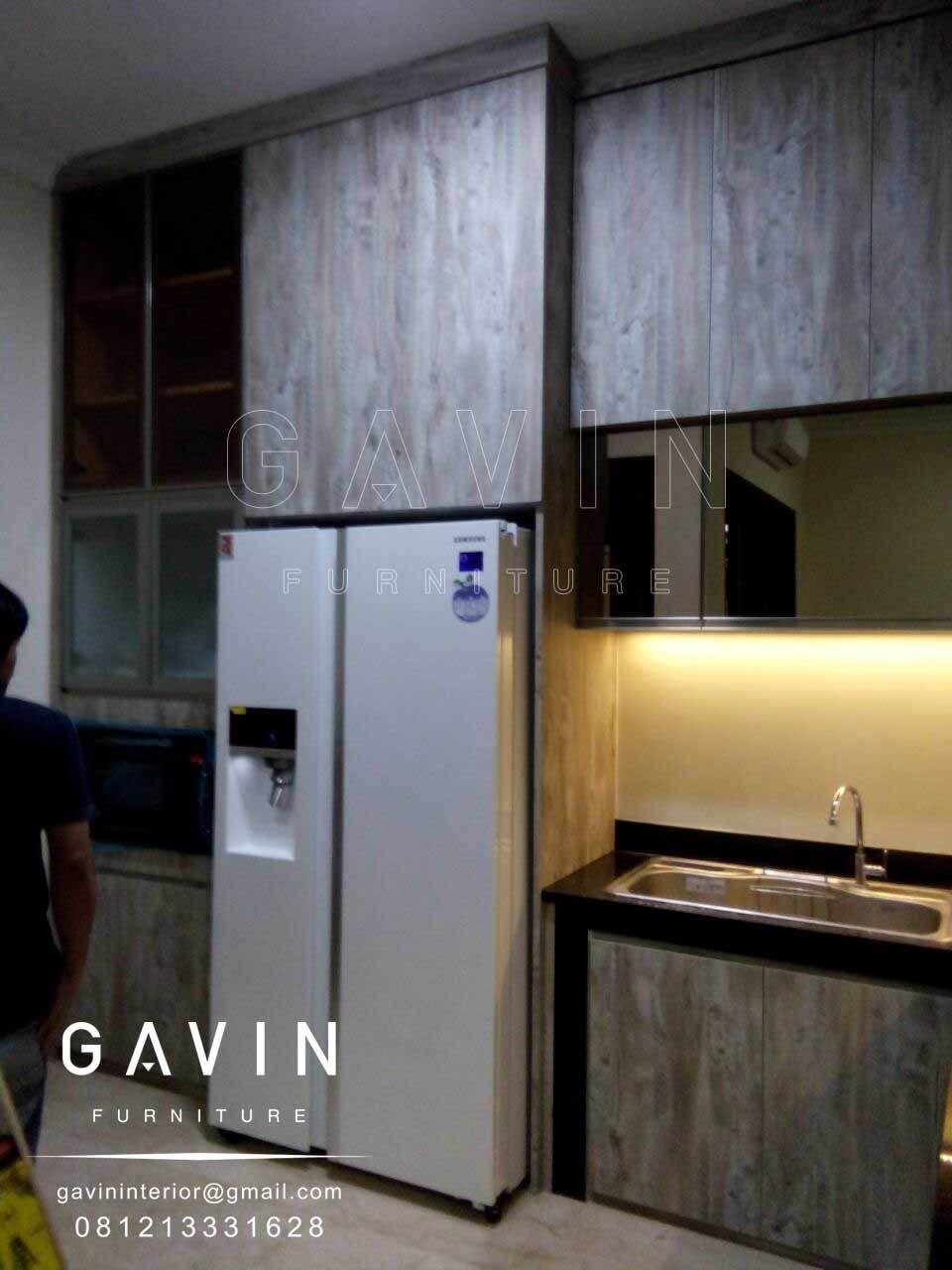 Berbagai model dan desain kitchen set custom by gavin pembuatan kitchen set bergaya lusuh gavin furniture