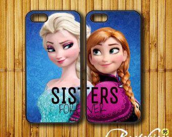 iphone 6 case, iphone 6 plus case,Disney frozen,htc one m7/m8 case,samsung S5active case,Best friends,in pair two pcs,google enxus 4 case