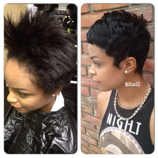 styles for damaged hair don t hold on to damage hair sometimes it s best to cut 2741