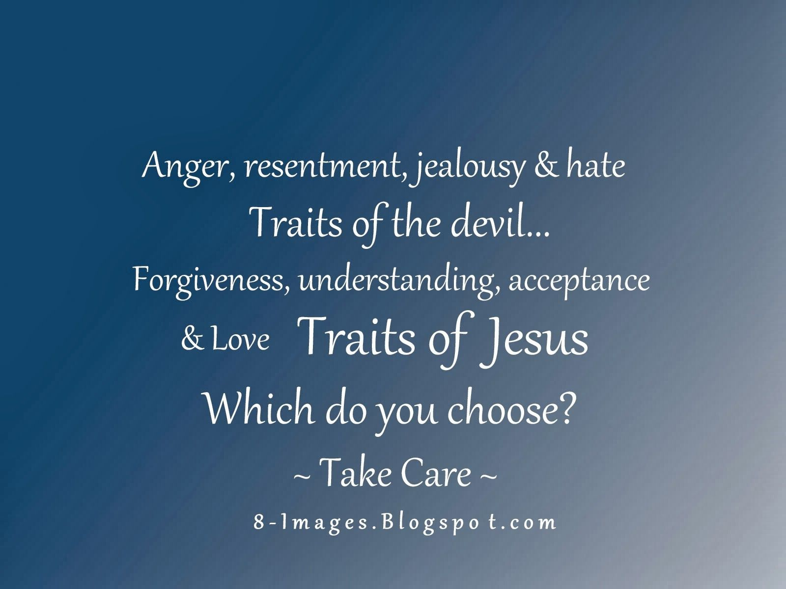 quotes letting go of anger bitterness and resentment ...