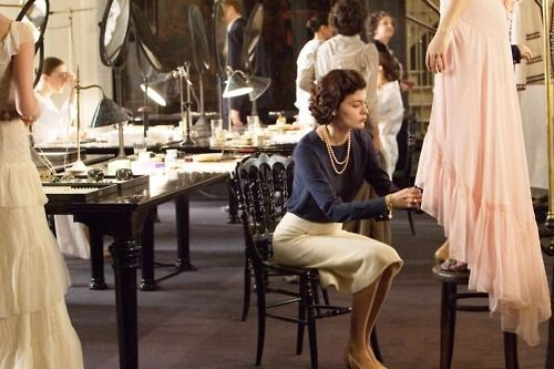 chanel fashion tumblr | audrey tautou, coco chanel, fashion - inspiring picture on Favim.com