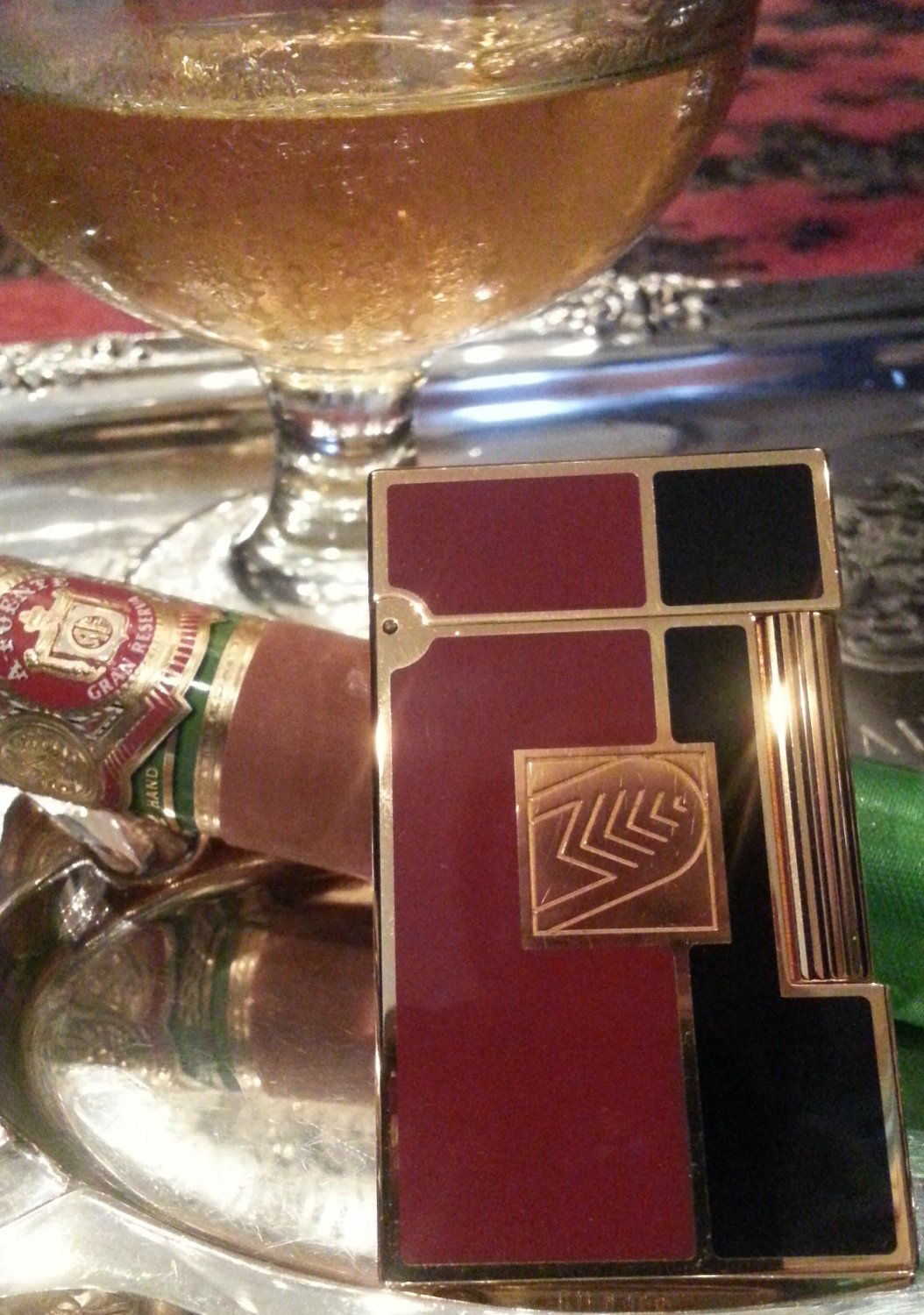 S T Dupont Lighter Extremely Rare La Casa Del Habano 168 Free Shipping Click Photo Things To Sell Christmas Thoughts Dupont Lighter