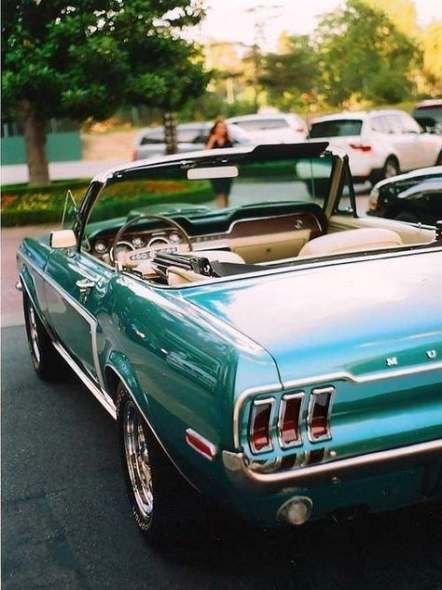 Old cars vintage mustangs 36 Ideas for 2019 #vintage #cars #customcars