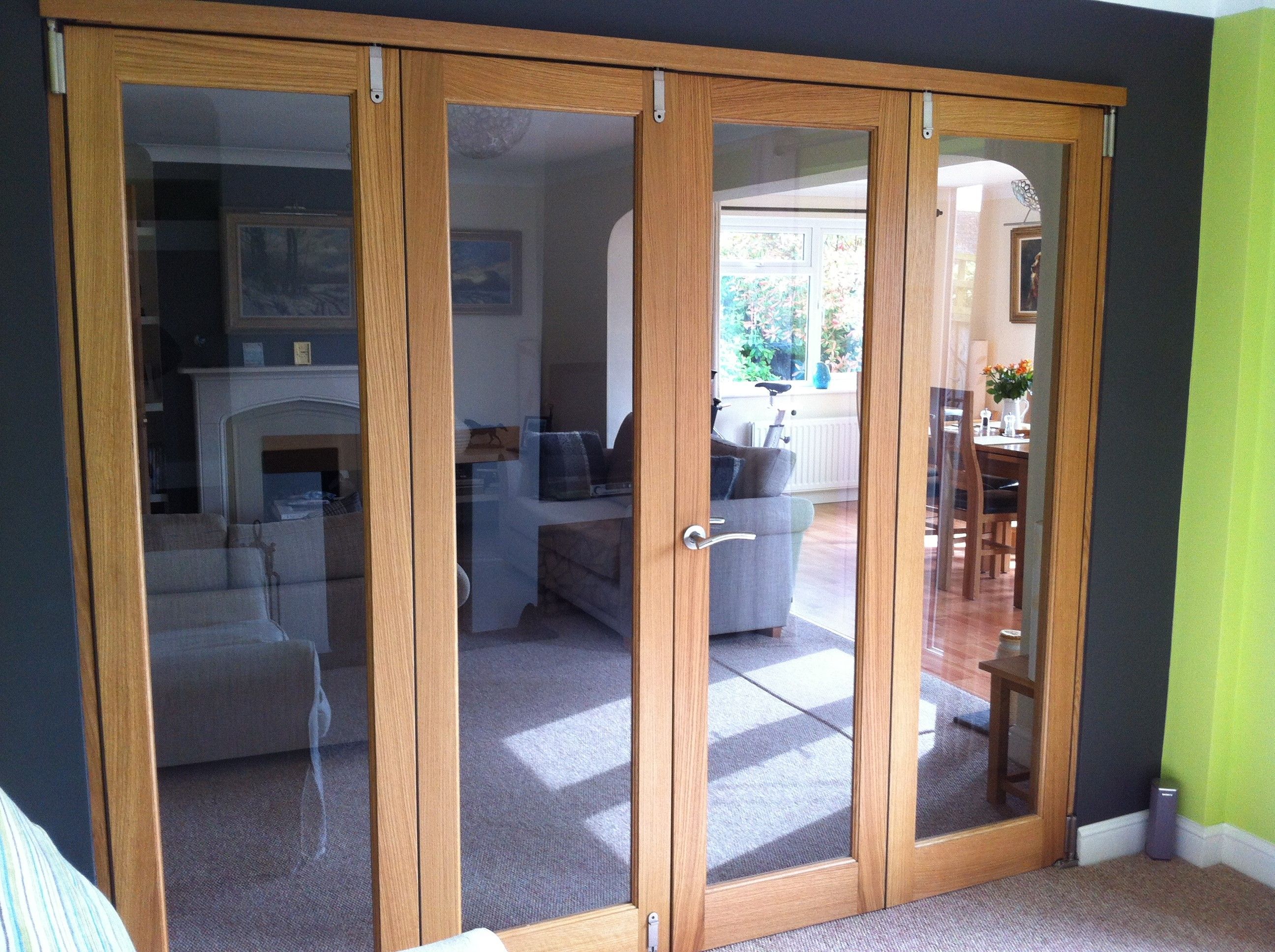 internal fold flat doors uk - Google Search | Doors | Pinterest ...