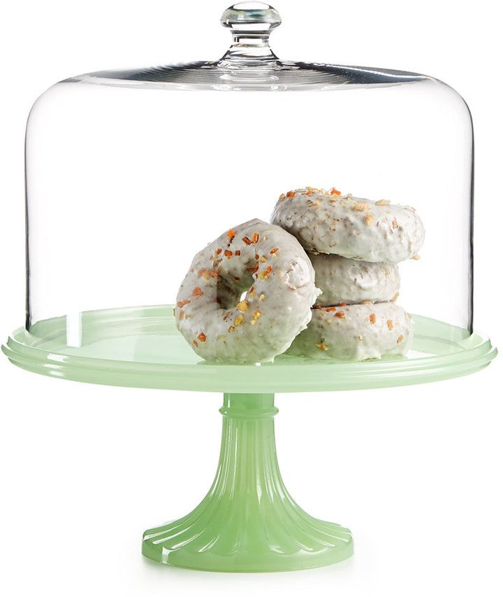 pioneer woman cake stand with dome lid