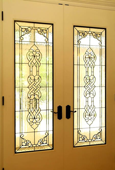Stained Glass Door Designs Home Interior Design Ideas Home Interior Design Ideas