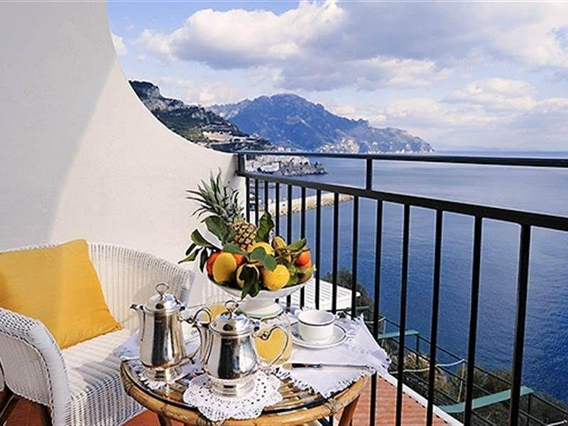 Hotel Santa Caterina Amalfi Hotels accommodation in Amalfi Amalfi Coast Campania - Amalfi Coast