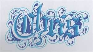 the name chris in graffiti art | chris | Pinterest ...