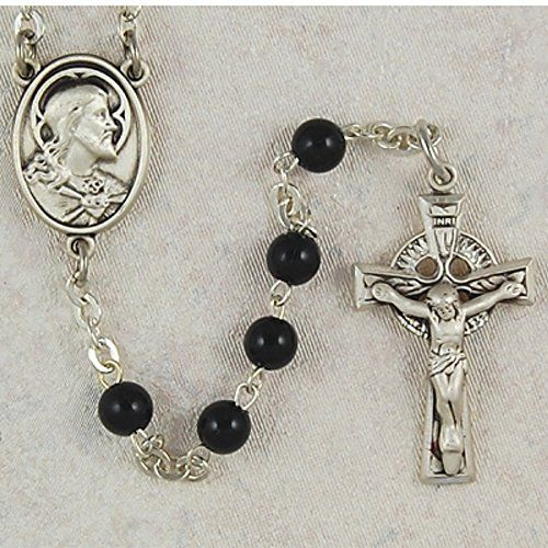 5MM BLACK IRISH ROSARY, STERLING CRUCIFIX AND CENTER DELU... https://www.amazon.com/dp/B01M1I5H0J/ref=cm_sw_r_pi_dp_x_PuGiybAQNHY2J