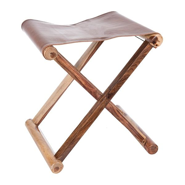 Prime Product Details New Leather And Wood Fold Out Ottoman Pabps2019 Chair Design Images Pabps2019Com
