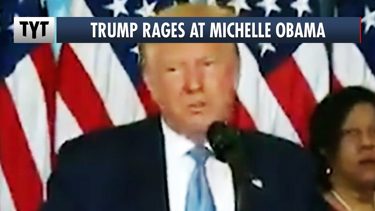 Trump S Childish Response To Michelle Obama S Dnc Speech In 2020 Michelle Obama Speech Michelle Obama Obama