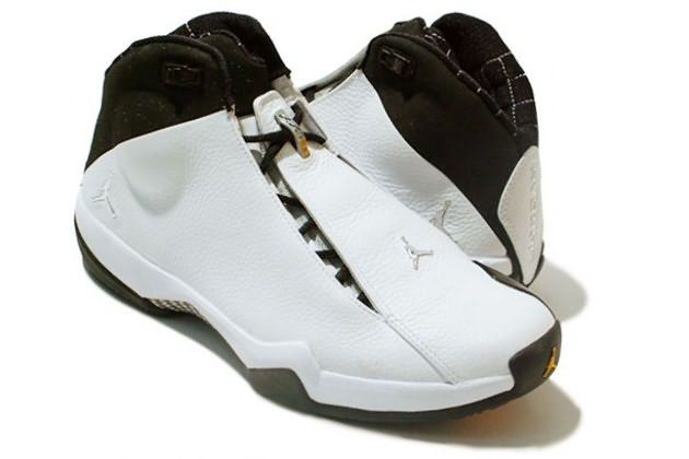 32d10d76624 Air Jordan 21 PE - White Metallic Silver - Black - Taxi hot sale $105  in:abshoes.net