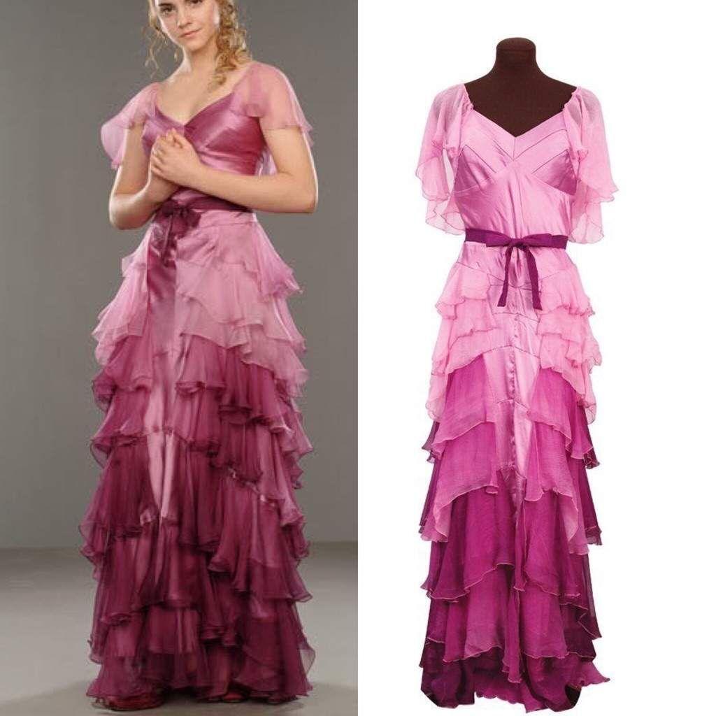hermione party dress - Pesquisa Google | Harry Potter ...