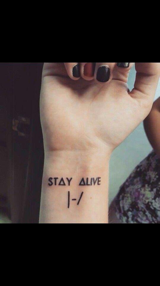 Twenty One Pilots Tattoos Tatuaże Tatuaż I Pomysły Na
