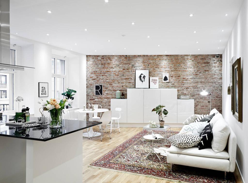 Estilo industrial y contemporaneo una pareja perfecta for Casas decoradas estilo contemporaneo