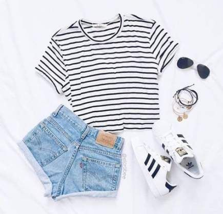 66+ Trendy Ideas For Clothes Teenager Summer Cute Outfits