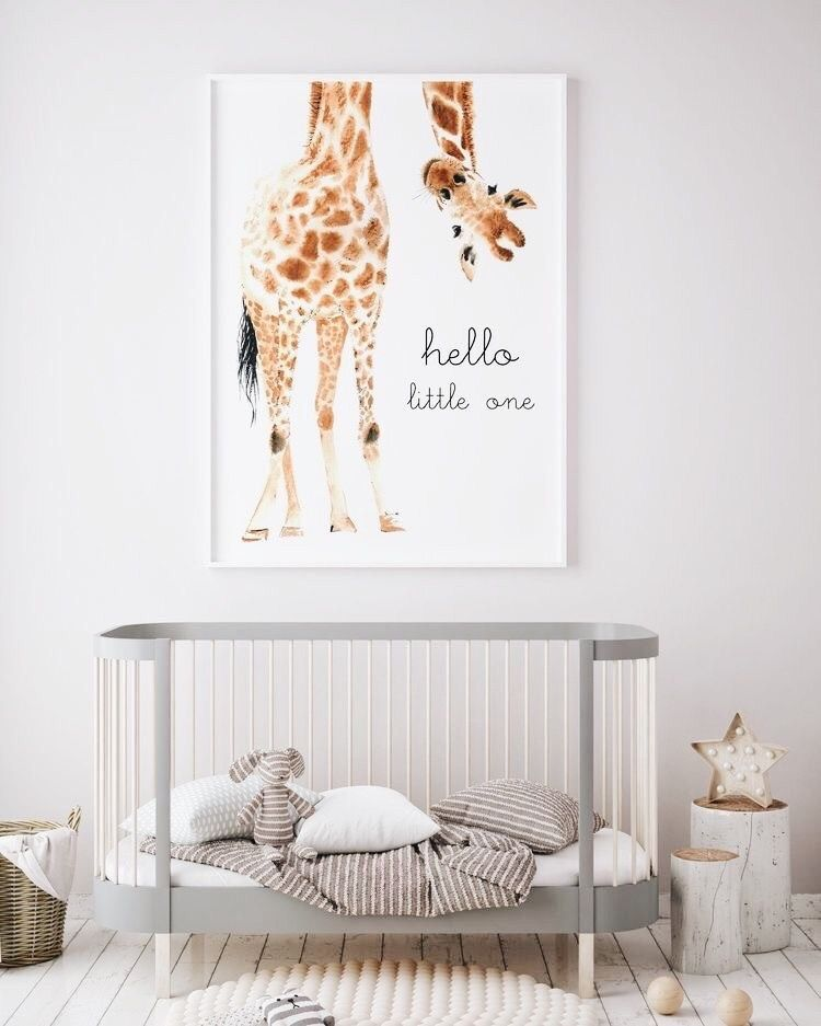 50 creative baby rooms home improvement healthy lifestyle rh pinterest com animal decorations for baby room