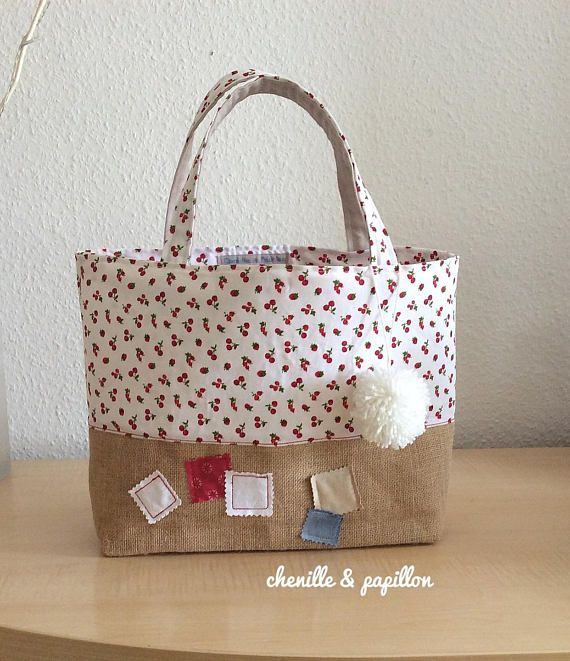 sac de plage CHERRIES Ef3FMioe