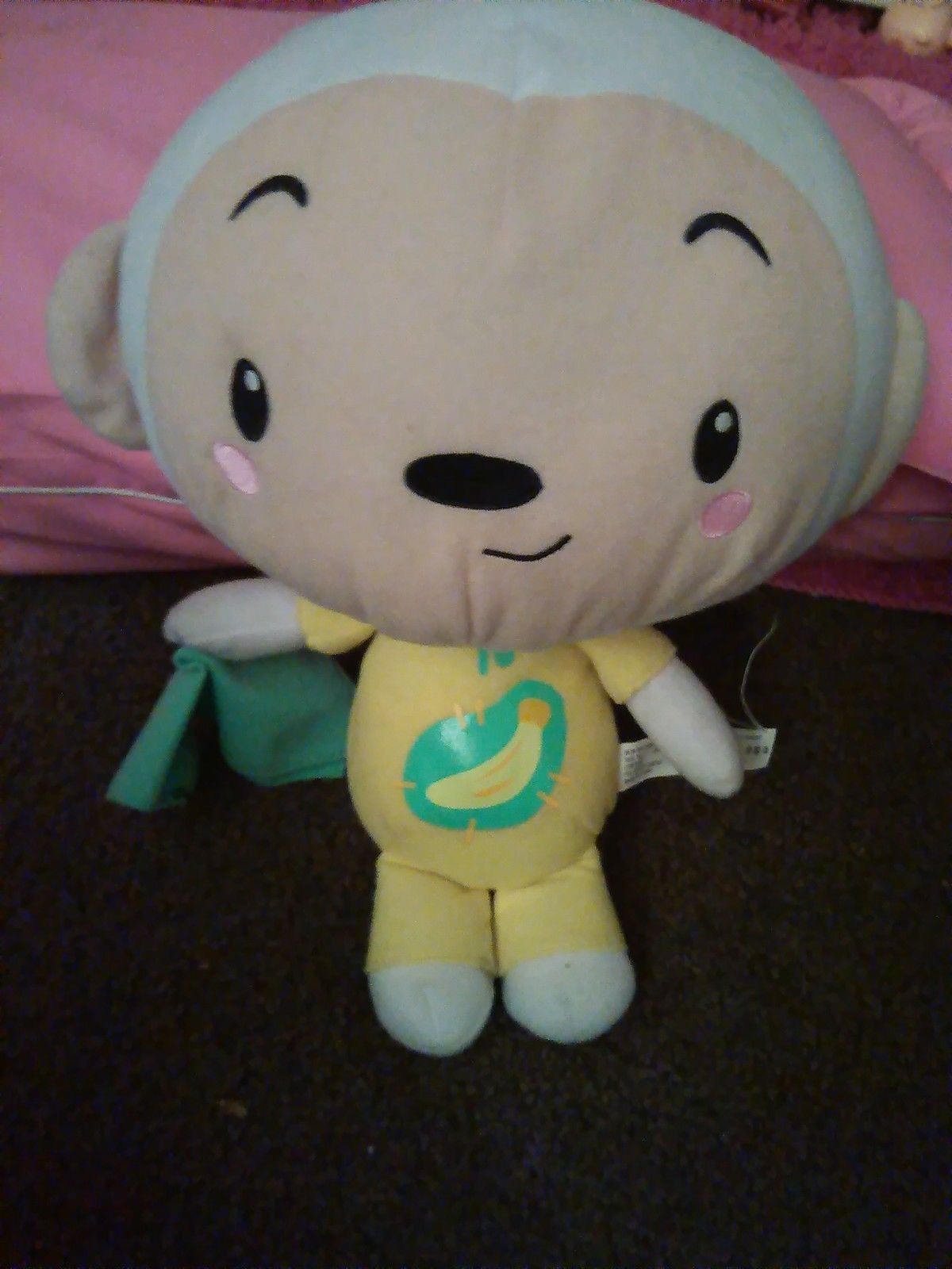 Fisher Price Nick Jr. Ni Hao Kai Lan Sleepytime HoHo Talking Plush ...