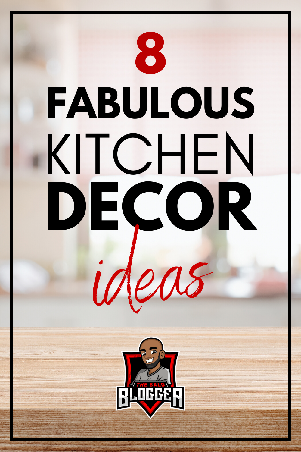Kitchen decorating ideas that you will absolutely love. Check out these 8 fabulous kitchen décor ideas that will add value, style and elegance to your kitchen.   #kitchendecoratingideas #kitchendecorthemes #modernkitchendecor