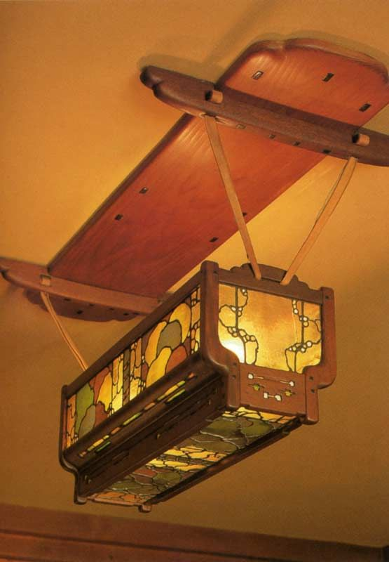 1175995fd5b8 Craftsman Lighting  Inspired By The Arts and Crafts Movement in 2019 ...