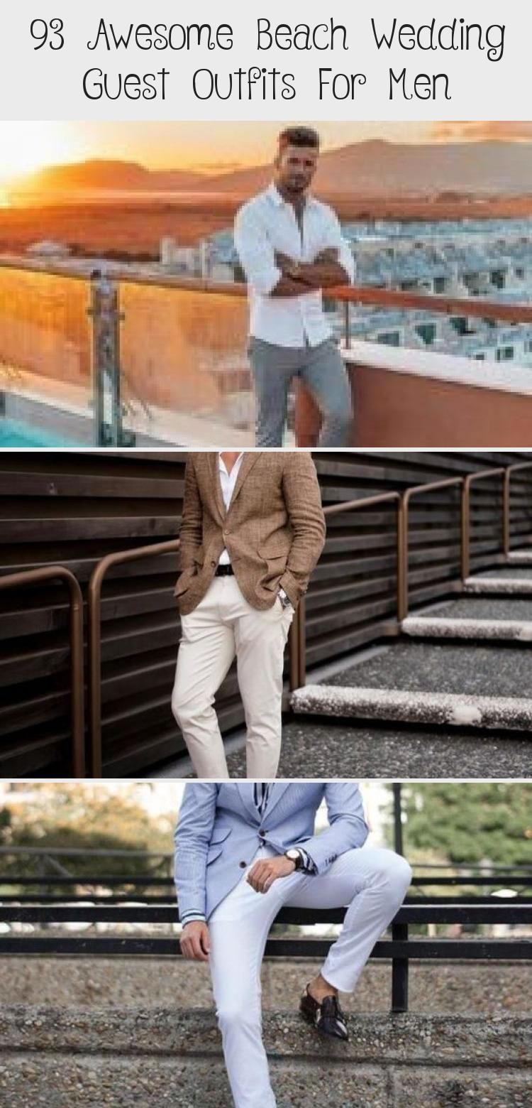 93 awesome beach wedding guest outfits for men