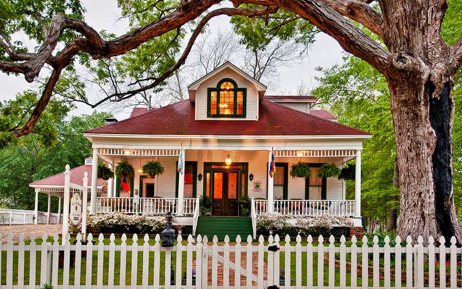 White Oak Manor, Texas Bed and breakfast, Jefferson