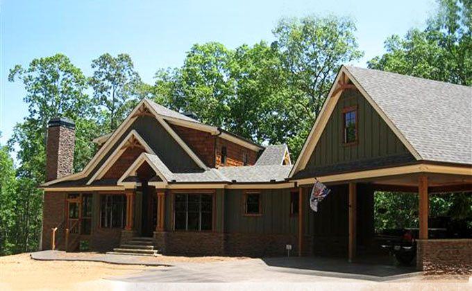 Mountain Cottage House Plans   Smoky Mountain Cottage Mountain Cottage Cottage House And Mountains