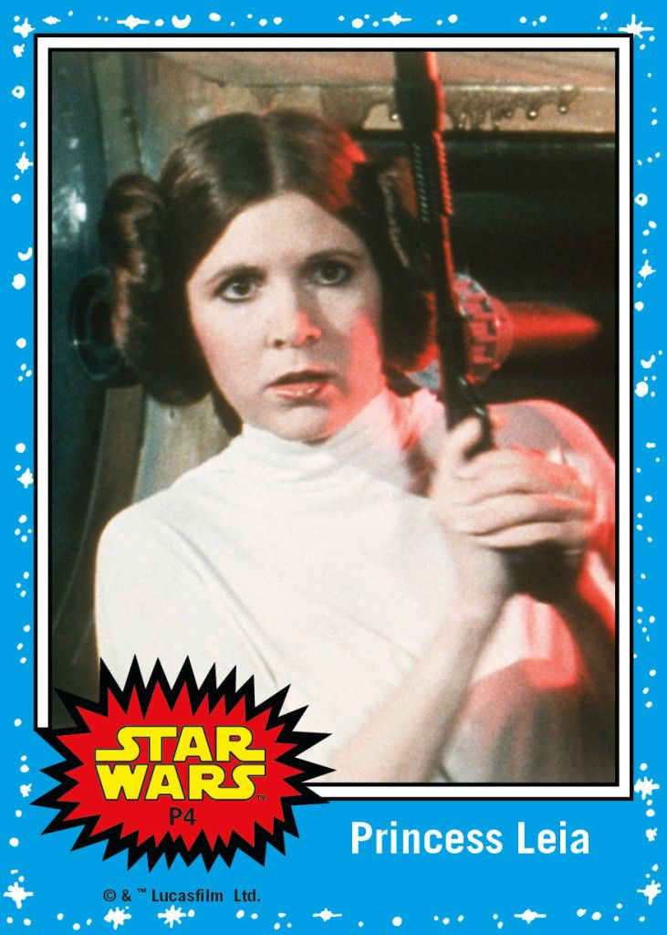 Star Wars Insider and Topps Launch 'Journey to Star Wars: The Force Awakens' Cards