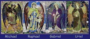 biblical book of raphael pdf   Michael, Raphael, Gabriel
