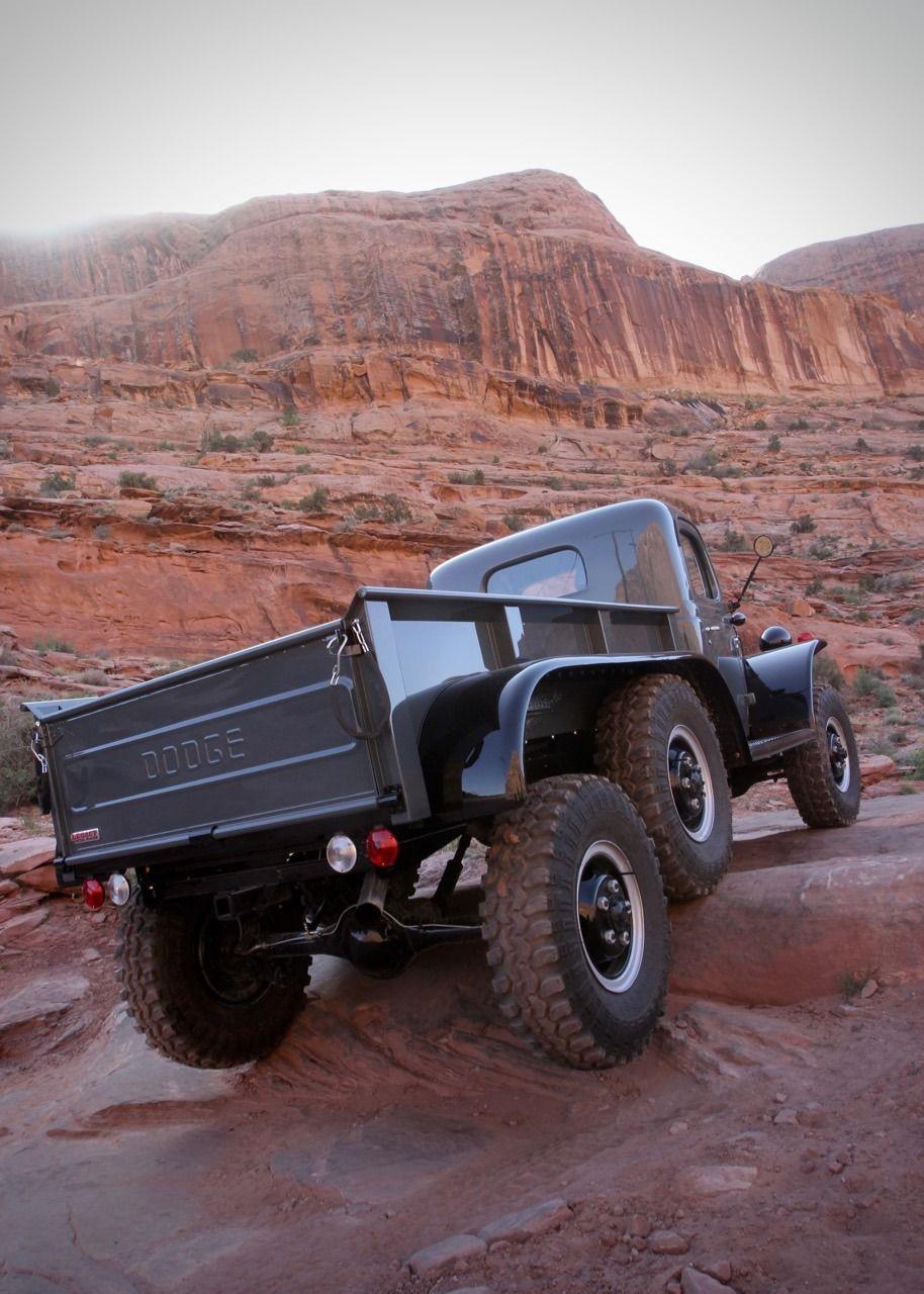 63 Power Wagon >> Utwo 1942 Dodge Wc 63 Power Wagon 6x6 C Fourwheeler Virtual