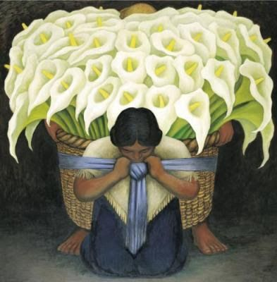 Borboleta Azul: Diego Rivera