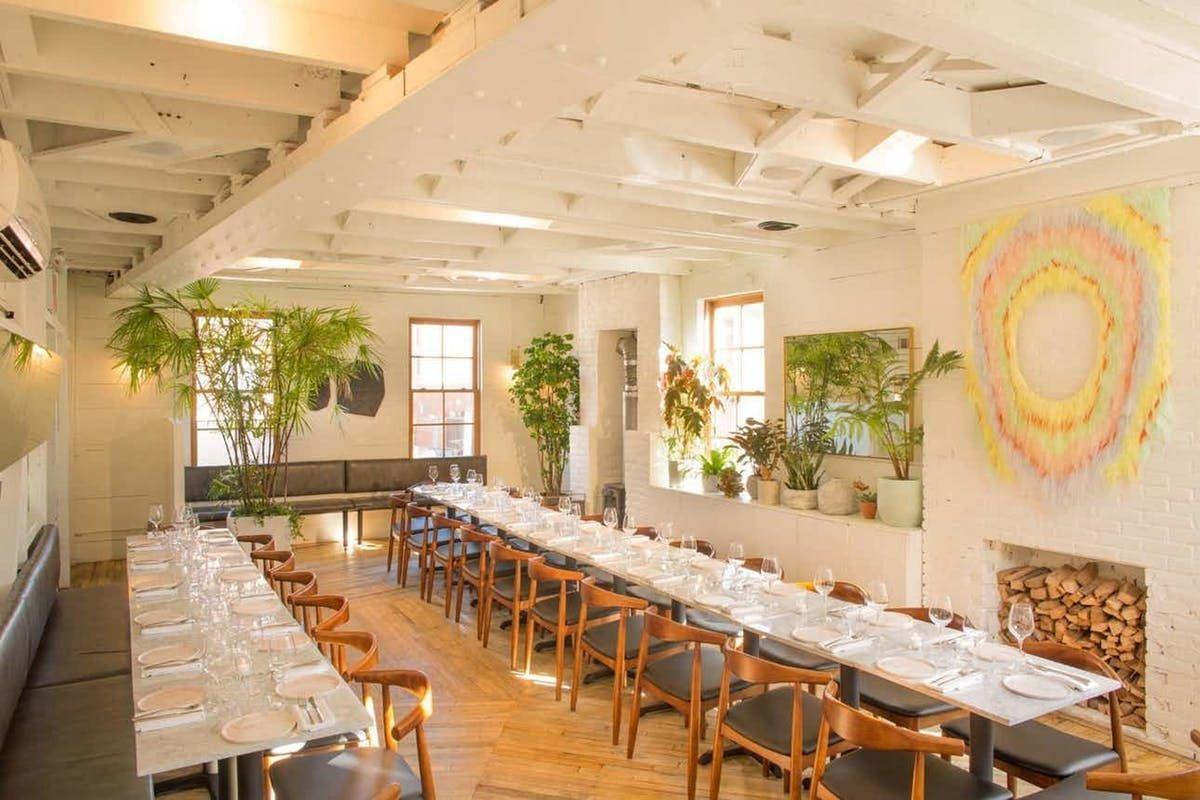 6 Stylish EcoConscious Brooklyn Wedding Venues See