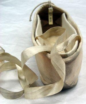 Balettsko   Balettskor
