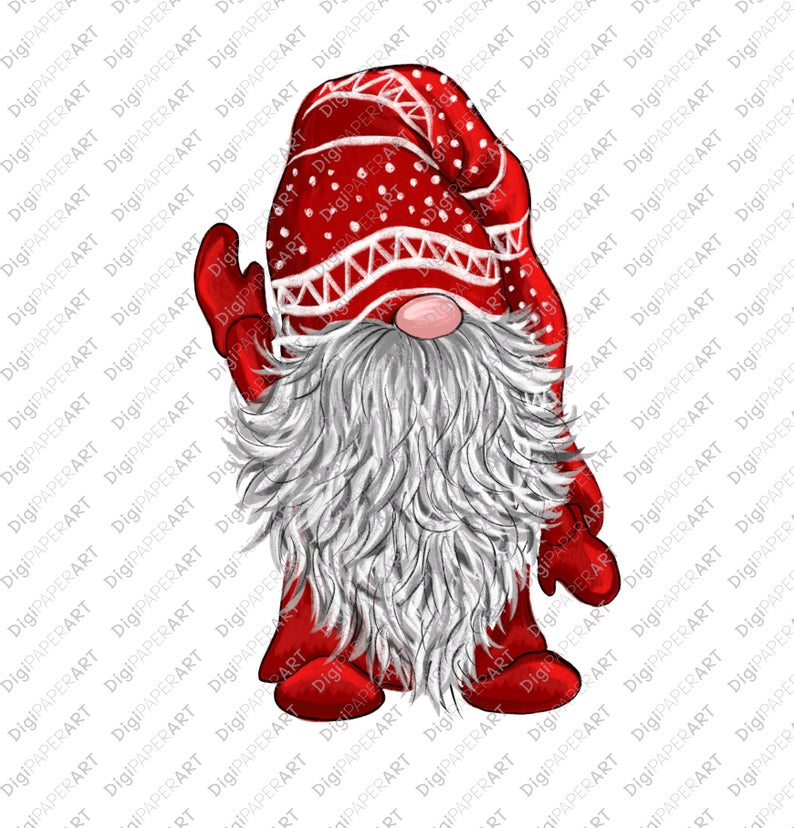 Christmas Png Gnome Clipart Scandinavian Gnomes Clipart Etsy Nordic Gnomes Scandinavian Gnomes Art And Craft Videos