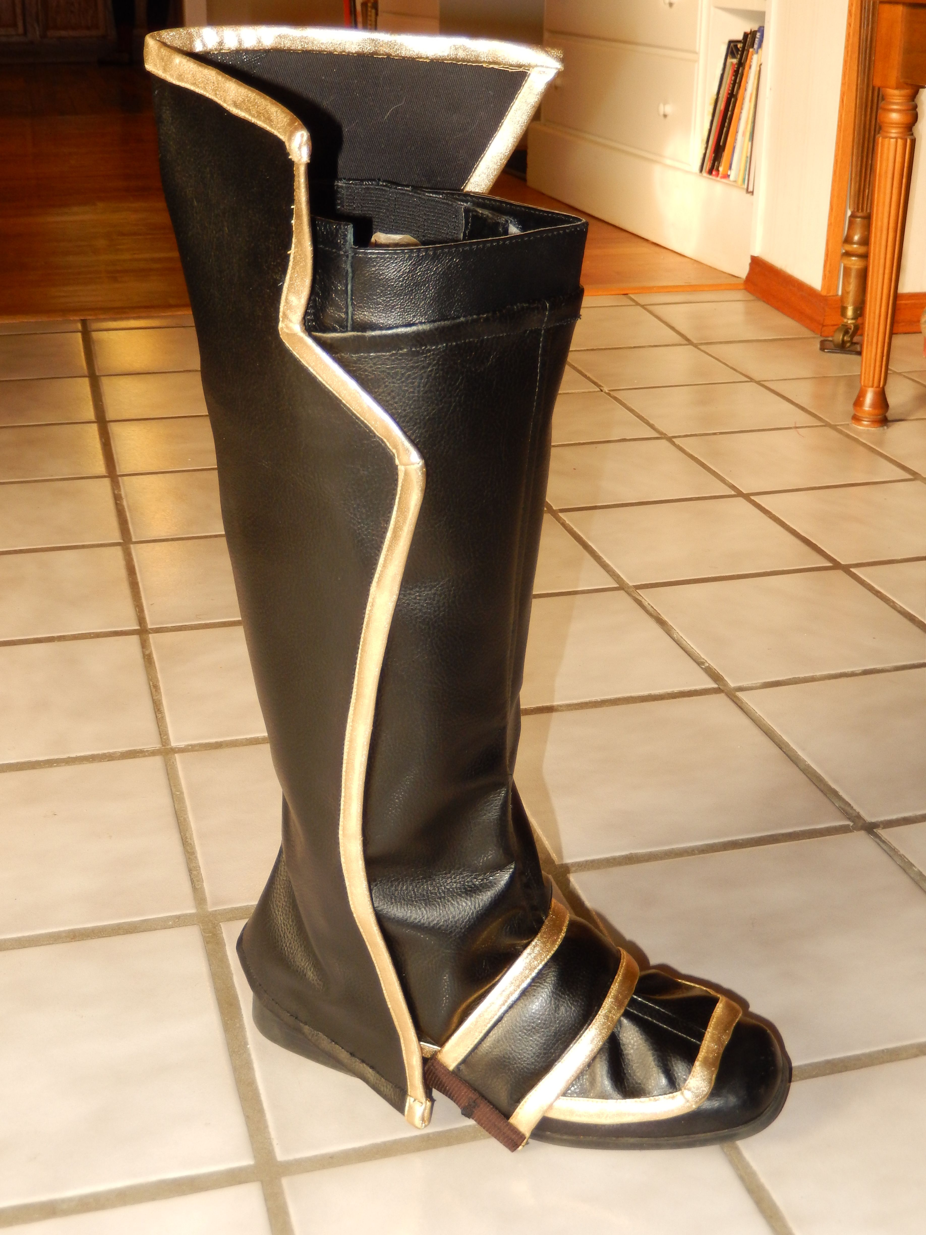 Awakening Robin Boot Party Shoes Cosplay Boots Custom made Fire Emblem