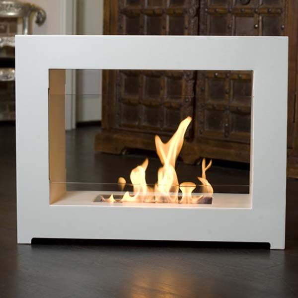 Apartments and Modern fireplaces