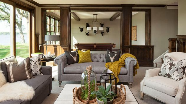 15 Fascinating Living Rooms with Grey Accent Grey living rooms