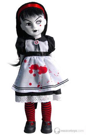 Living Dead Dolls Alice In Wonderland - Sadie as Alice - Action ...