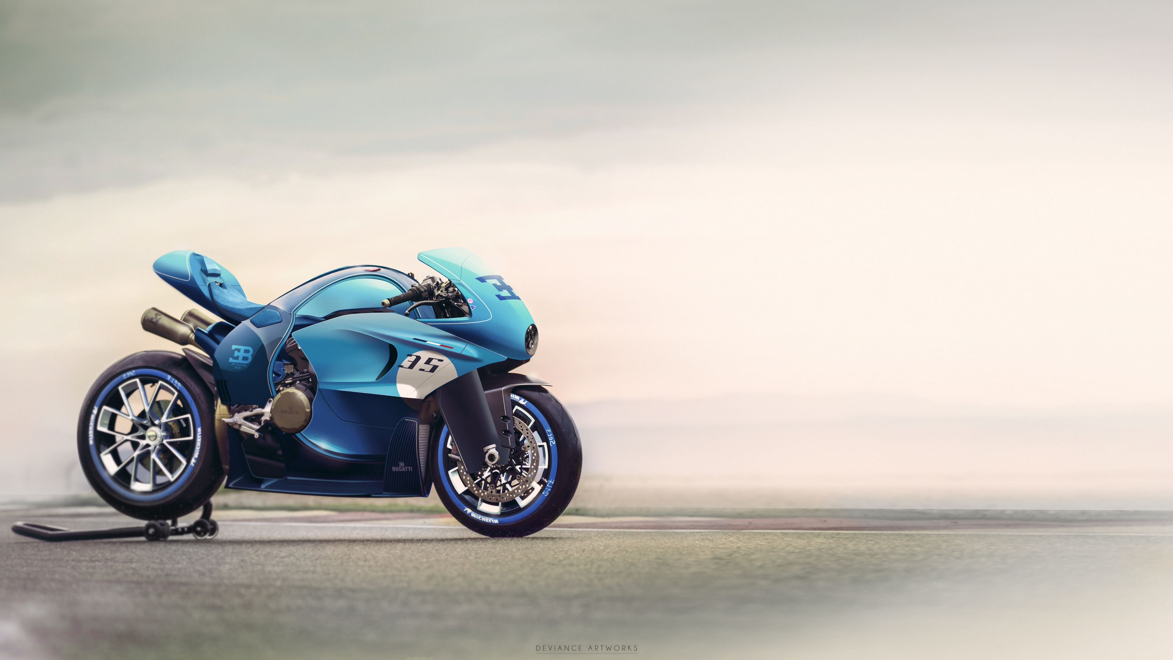 Wallpaper 4k Bugatti Concept Bike 4k 4k Wallpapers Artist